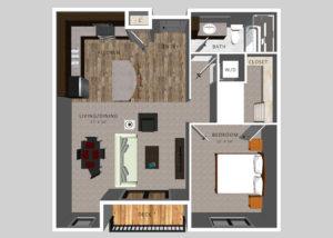 The Jones | HiPark Apartments