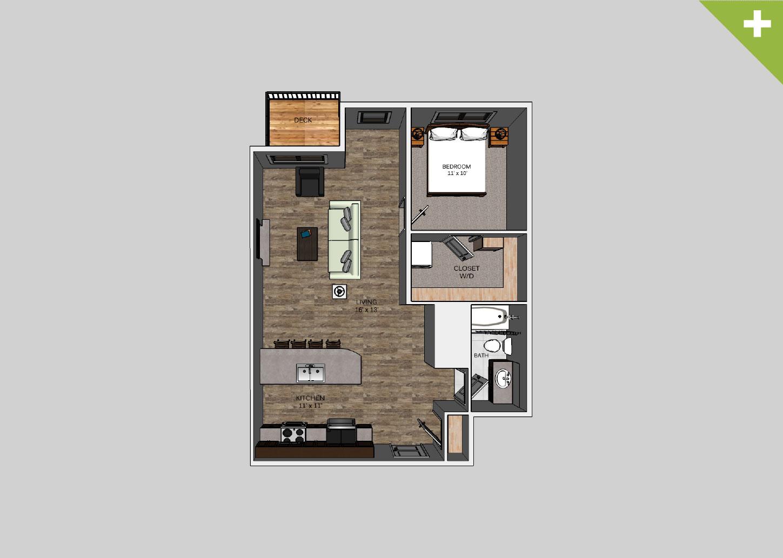 The Floyd Hipark Apartments And Villas