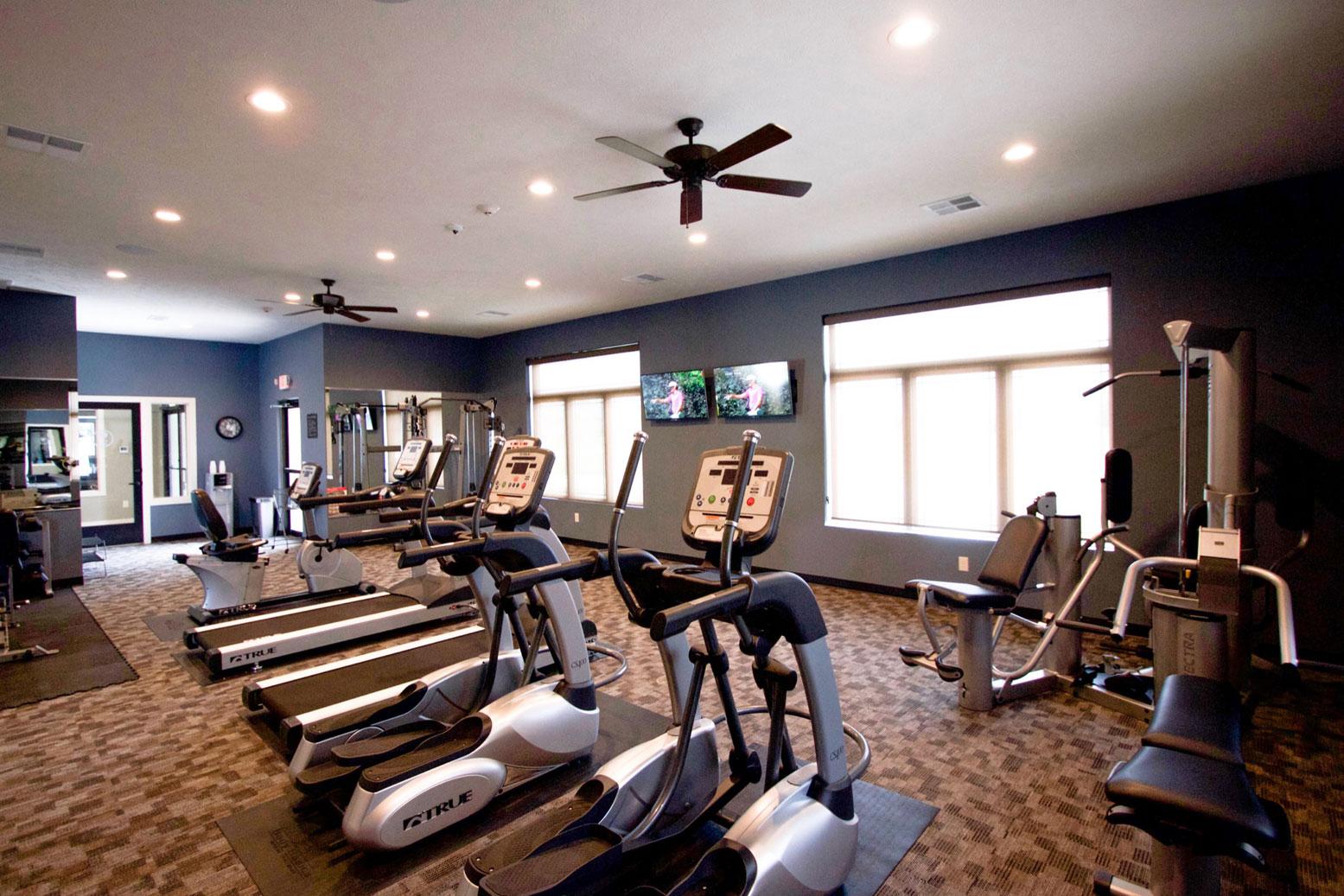 HiPark Fitness Center